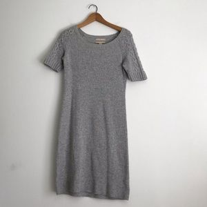 Banana Republic Italian Cashmere Wool SweaterDress